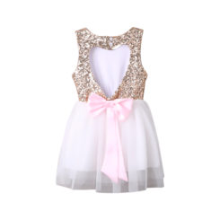 vestido princess gold 1