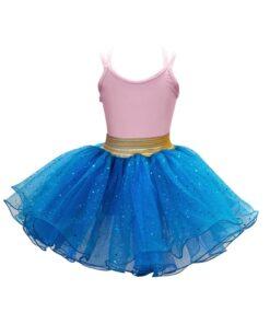 tutu balletizarte azul